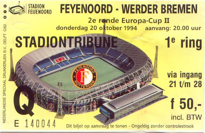 Feyenoord-werder bremen (EC2)