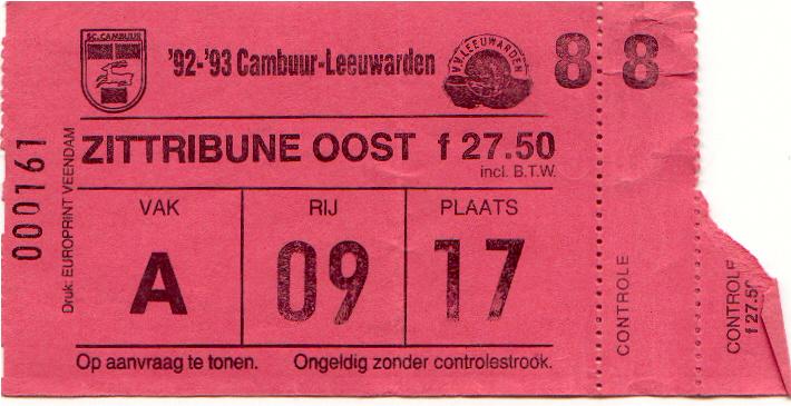 cambuur-Feyenoord