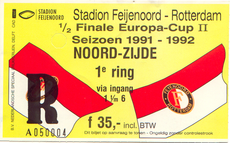 Feyenoord-as monaco (EC2)
